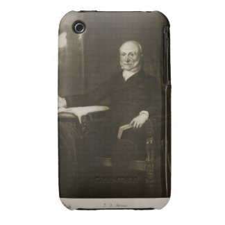 John Quincy Adams, 6th President of the United Sta Case-Mate iPhone 3 Case
