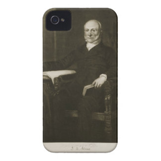 John Quincy Adams, 6th President of the United Sta Case-Mate iPhone 4 Cases