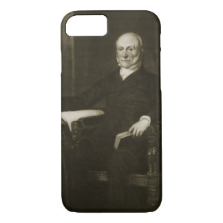 John Quincy Adams, 6th President of the United Sta iPhone 8/7 Case
