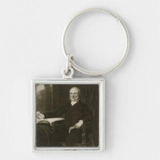 John Quincy Adams 6th President of the United Sta Key Chain