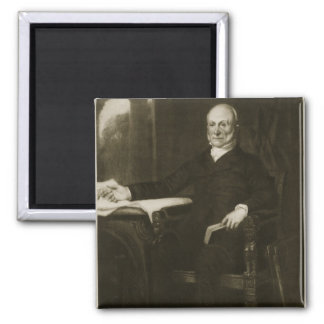John Quincy Adams, 6th President of the United Sta Magnet