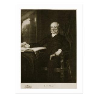 John Quincy Adams, 6th President of the United Sta Postcard