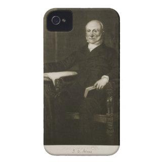 John Quincy Adams 6to presidente del Sta unido iPhone 4 Case-Mate Carcasas