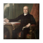 John Quincy Adams Azulejo Ceramica