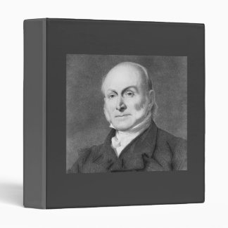 John Quincy Adams Binder