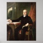 JOHN QUINCY ADAMS by George Peter Alexander Healy Posters
