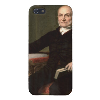 John Quincy Adams Cover For iPhone SE/5/5s