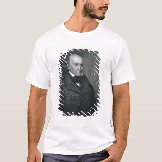 John Quincy Adams, engraved by John Wesley Paradis T-Shirt