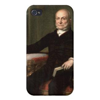 John Quincy Adams iPhone 4 Coberturas