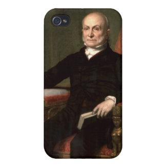 John Quincy Adams iPhone 4 Protector