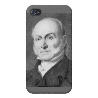 John Quincy Adams iPhone 4 Funda