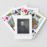 John Quincy Adams, grabado por John Wesley Paradis Barajas De Cartas