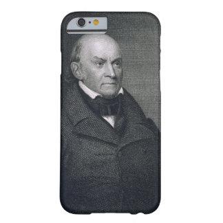 John Quincy Adams, grabado por John Wesley Paradis Funda De iPhone 6 Barely There