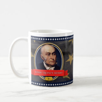 John Quincy Adams Historical Mug