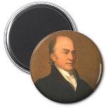 John Quincy Adams Imán Para Frigorifico