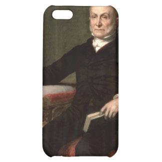 John Quincy Adams iPhone 5C Cases