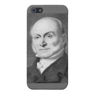 John Quincy Adams iPhone SE/5/5s Cover