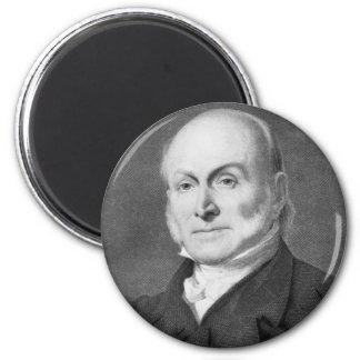 John Quincy Adams Magnet