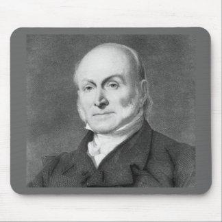 John Quincy Adams Mouse Pad