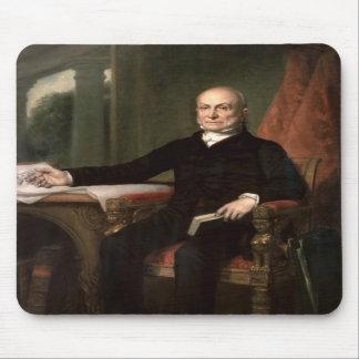 John Quincy Adams Mousepads