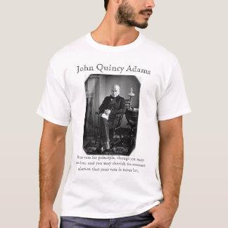 John Quincy Adams: On Voting T-Shirt