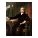 John Quincy Adams Postal