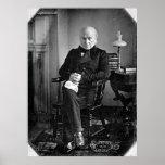 John Quincy Adams Póster
