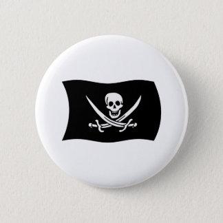 John Rackham Flag Button