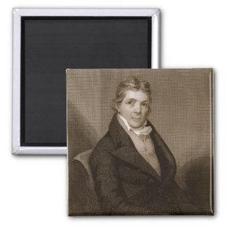 John Randolph (1773-1833) engraved by Thomas B. We Magnet