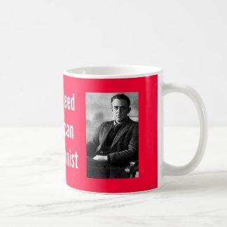 John Reed American communist 1920 Coffee Mug