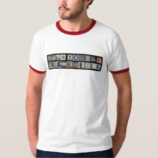 John Rogers Men's Ringer T-Shirt