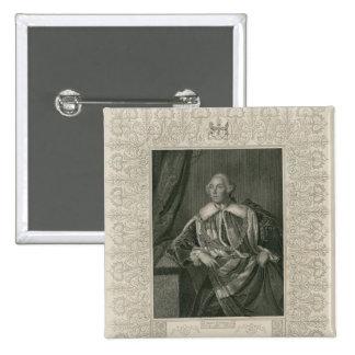 John Russell, Duke of Bedford Pinback Button