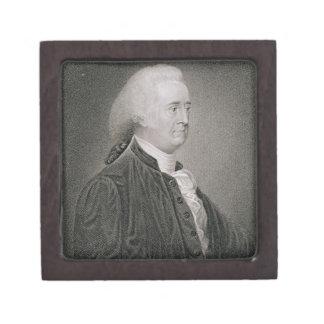 John Rutledge (1739-1800), engraved by G.F. Storm Gift Box