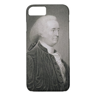 John Rutledge (1739-1800), engraved by G.F. Storm iPhone 8/7 Case