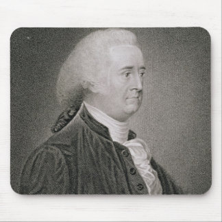 John Rutledge (1739-1800), engraved by G.F. Storm Mouse Pad
