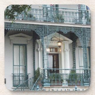 John Rutledge House Inn, Charleston SC Coasters