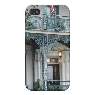 John Rutledge House Inn, Charleston SC iPhone Case