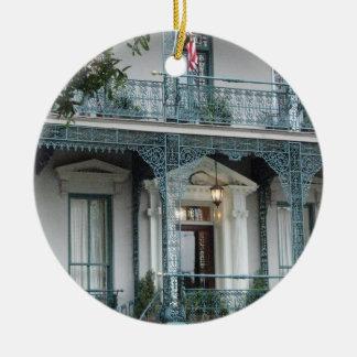 Charleston Sc Christmas Ornaments