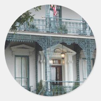 John Rutledge House Inn, Charleston SC Stickers