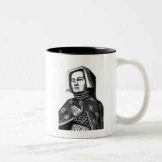 John Rykener is my homegirl Two-Tone Coffee Mug