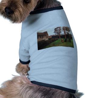 John Sargent- A Game of Bowls, Ightham Mote, Kent Dog T-shirt