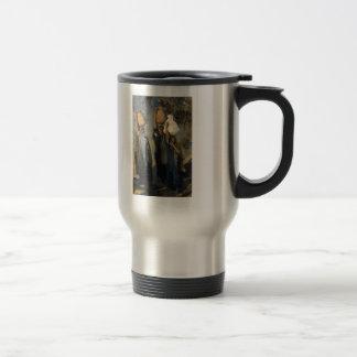 John Sargent- Bedouin Women Carrying Water Jars 15 Oz Stainless Steel Travel Mug