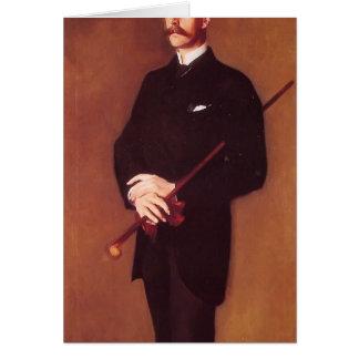 John Sargent- Brigadier Archibald Campbell Douglas Greeting Card