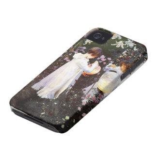 John Sargent: Carnation, Lily, Rose Case-Mate iPhone 4 Case