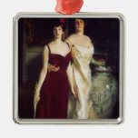John Sargent- Ena & Betty Christmas Ornaments