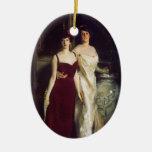 John Sargent- Ena & Betty Ornaments