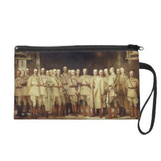 John Sargent- General Officers of World War I Wristlet Clutch