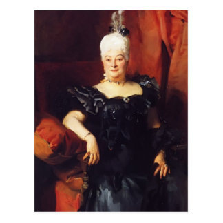 John Sargent- Lady Fauden Phillips (Helen Levy) Postcards