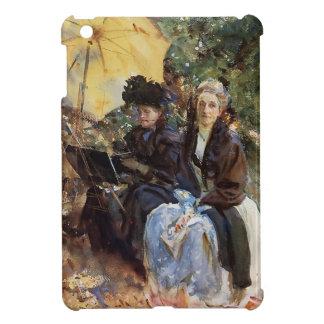 John Sargent-Miss Wedewood,Miss Sargent Sketching iPad Mini Covers