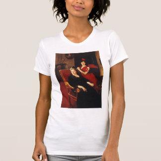 John Sargent- Mrs Edward Burckhardt & her Daughter Tshirts